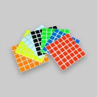 Acquista adesivi Cubo Di Rubik miglior prezzo! - kubekings.it